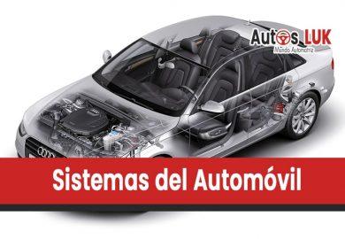 Los Principales Sistemas del Automóvil: Funcionamiento, Partes y Características
