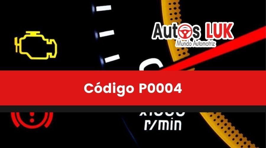 Código P0004