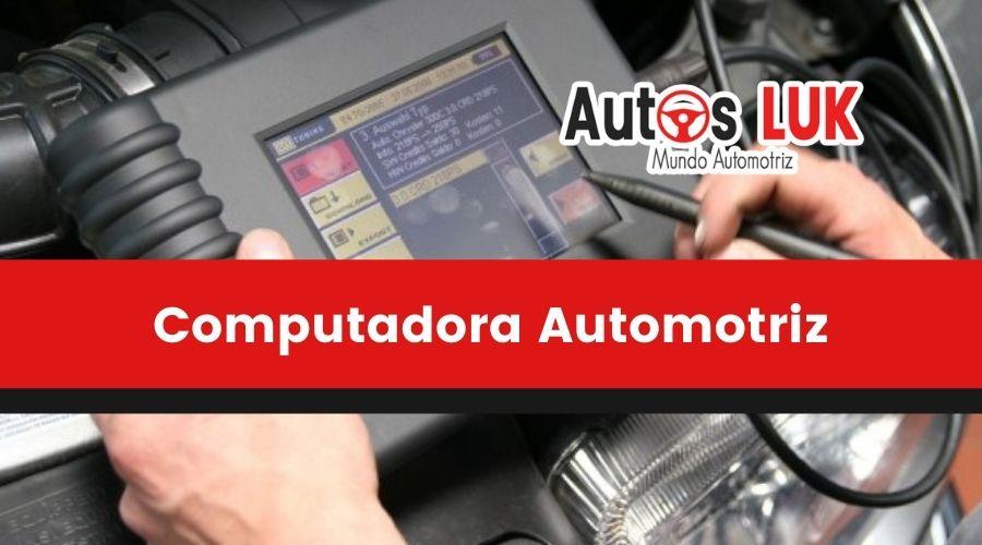 Computadora Automotriz ECU: Importancia y Funciones