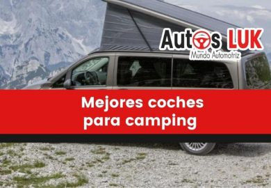 7 Mejores coches para camping
