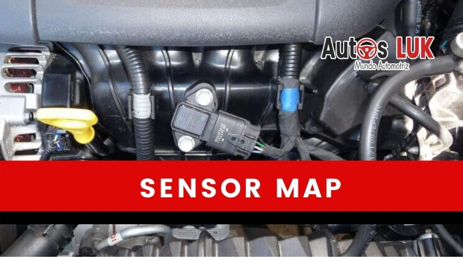 Sensor Map Automotriz